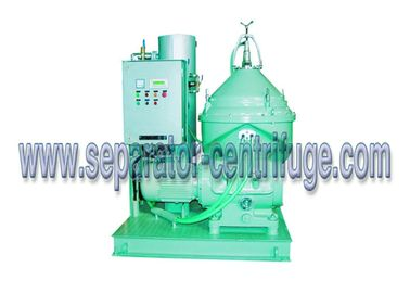 ประเทศจีน Big Volume Skid Mounted Centrifuge Filter System Similar  Oil Cleaning ผู้ผลิต