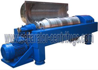 ประเทศจีน Titanium Chlor - Alkali Decanter Centrifuges For Sludge Dewatering ผู้ผลิต