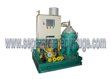 ประเทศจีน Disc Centrifugal Oil Separator 3 Phase Marine And Fuel Oil Separator With CE , CCS ผู้ผลิต