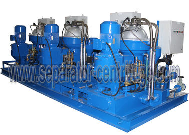 ประเทศจีน HFO Booster And Treatment Skids Power Plant Equipments 1~20mw ผู้ผลิต