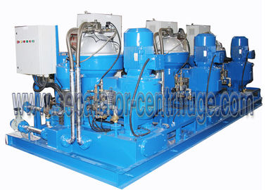 ประเทศจีน Modular Type Power Plant Equipments Fuel Forwarding Units For Power Generating ผู้ผลิต
