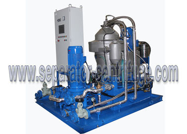 ประเทศจีน 3 Phase Centrifugal Oil Separator Bowl Centrifuge Engine Oil Processing Centrifuge ผู้ผลิต
