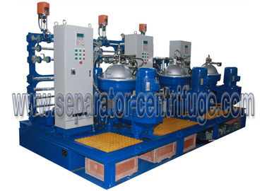 ประเทศจีน Industrial  Disc Stack Separator Centrifuge Module For Fuel Oil and Land Power Station ผู้ผลิต