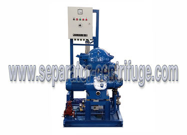 ประเทศจีน Disc Stack Separator - Centrifuge For Waste Oil Separation , Large Capacity ผู้ผลิต