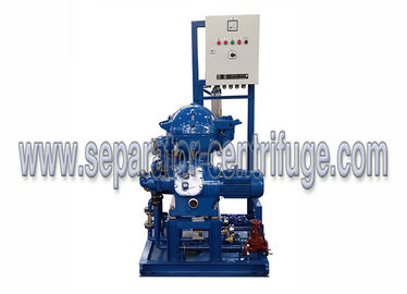 ประเทศจีน Heavy Fuel Oil Power Station Equipment Oil Purification Module ผู้ผลิต
