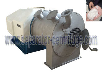 ประเทศจีน Automatic Separation Chemical Centrifuge/ / Single Stage Pusher Centrifuge For Blue Copperas Dehydration ผู้ผลิต