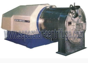 ประเทศจีน Two Stage Pusher Centrifuge For Sea Salt Dewatering And Mineral Salt ผู้ผลิต