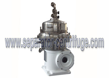 ประเทศจีน Disc Automatic 3 Phase Centrifuge Milk Fat Separator Centrifugal Milk Separator ผู้ผลิต
