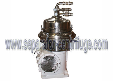ประเทศจีน Disc Bowl 3 Phase Centrifuge Machine For Milk Degrease Separator ผู้ผลิต