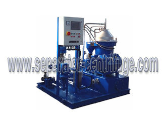 ประเทศจีน 3 Phase Centrifugal Separator Bowl Centrifuge For Dirty Oil Cleaning ผู้ผลิต