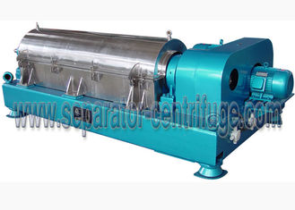 ประเทศจีน Titaniumtim Two Phase Decanter Centrifuges For Calcium Hypochlorite Dewatering ผู้ผลิต