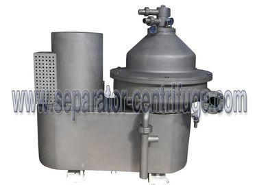ประเทศจีน Automatic Continuous Air Compressor Centrifugal Oil Separator , Container Type ผู้ผลิต