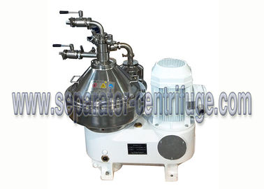 High Speed Automatic Centrifugal Separator for Cold Pressed VCO Extraction