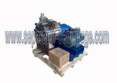 ประเทศจีน Model PWC Horizontal Screw Centrifuge Separator - Centrifuge For Suspension Liquid ผู้ผลิต
