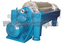 ประเทศจีน Automatic Continuous Decanter Centrifuge Machine for Slaughterhouse Waste Treatment โรงงาน