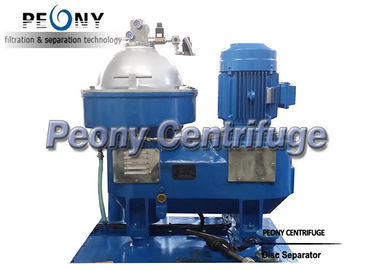 ประเทศจีน Automatic Centrifugal Separator Fuel Processing System for Power Station ผู้จัดจำหน่าย