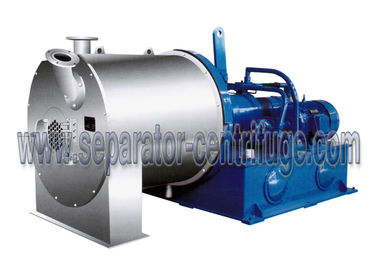 ประเทศจีน Automatic Continuous Stainless Steel Salt Centrifuge Machine for Salt Refining Plant ผู้จัดจำหน่าย