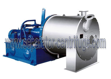 ประเทศจีน Large Scale Salt Centrifuge Machine Continuous Double Stage Pusher Centrifuge ผู้จัดจำหน่าย