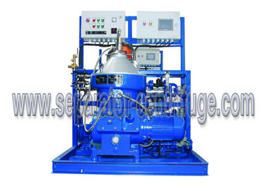 ประเทศจีน Marine Power Plant Diesel Engine Fuel Oil Handling System Disc Separator 5000 LPH ผู้จัดจำหน่าย