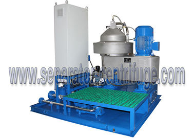 ประเทศจีน HFO Power Plant Light Fuel Oil Handling System / Centrifugal Booster Treatment Module CE ผู้จัดจำหน่าย