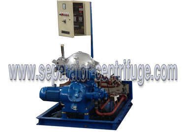 ประเทศจีน LO Selfcleaning Marine Fuel Oil Handling System Disc Separator for Power Station ผู้จัดจำหน่าย