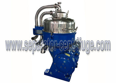 ประเทศจีน Disc Nozzle Starch Separator / Stainless Steel High Speed Centrifuge โรงงาน