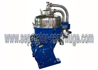 ประเทศจีน Automatic 2 Phase Starch Separator with Disc Bowl for Protein and Waste Water Separation ผู้จัดจำหน่าย