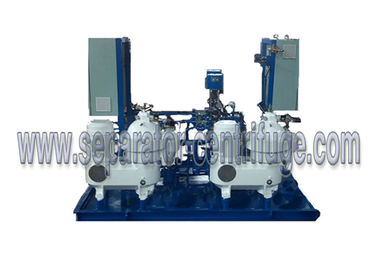 ประเทศจีน 4000 LPH Automatic Marine Oil Purifier Disc Stack Centrifuges Separator โรงงาน