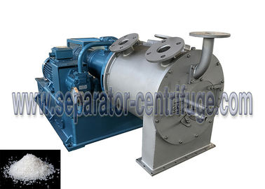 ประเทศจีน Two - Stage Pusher Centrifuge / Large Capacity Salt Dewatering Centrifuge Equipment ผู้จัดจำหน่าย
