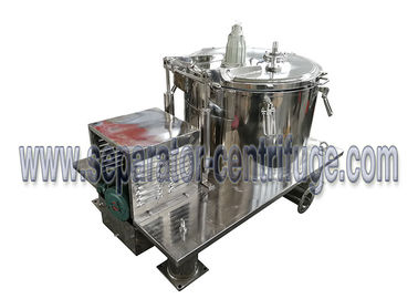 ประเทศจีน Batch Operate Food Centrifuge PPBL Bag Lifting Soya Meal Centrifuge Basket Centrifuge ผู้จัดจำหน่าย