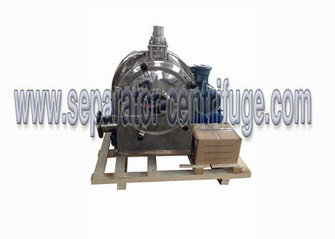 ประเทศจีน Screw Discharge PWC Chemical Centrifuge Worm Centrifuge for Fumaric Acid ผู้จัดจำหน่าย